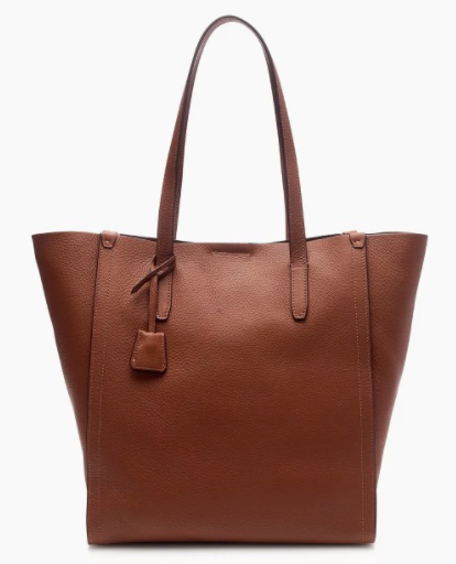 Liz J. Crew Tote, What Designers Wear to Work by Denise Morrison Interiors.png