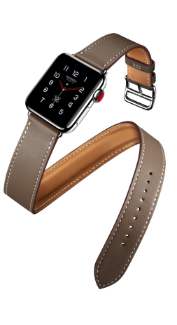 Hermes Iphone Watch, What Designers Wear by Denise Morrison Interiors.png
