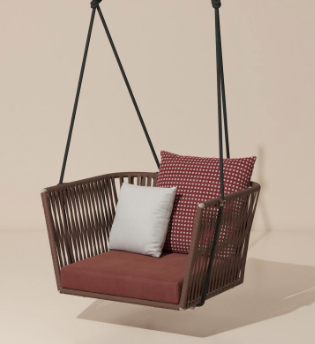 Kettal Outdoor Swing, 3 Outdoor Trends by Denise Morrison Interiors.png