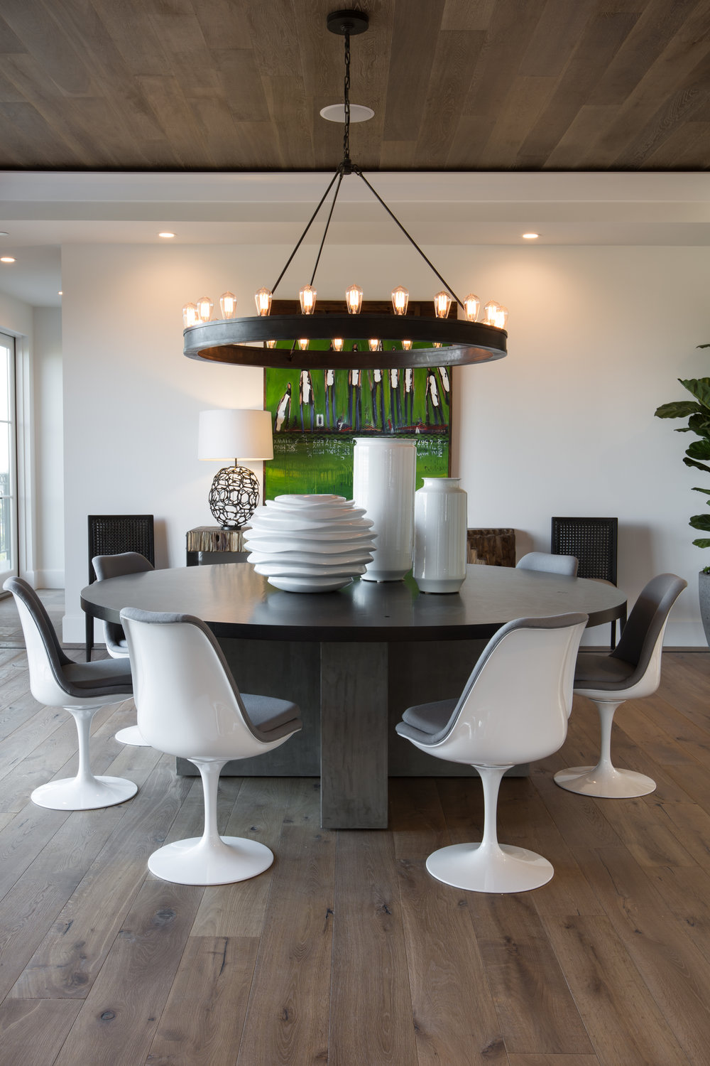 In the Spotlight by Denise Morrison Interiors, Dining Room
