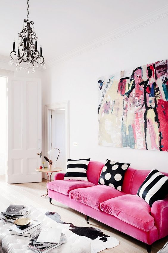 5 Interior Design Styling Tips to Avoid by Denise Morrison Interiors_colorful sofa.jpg