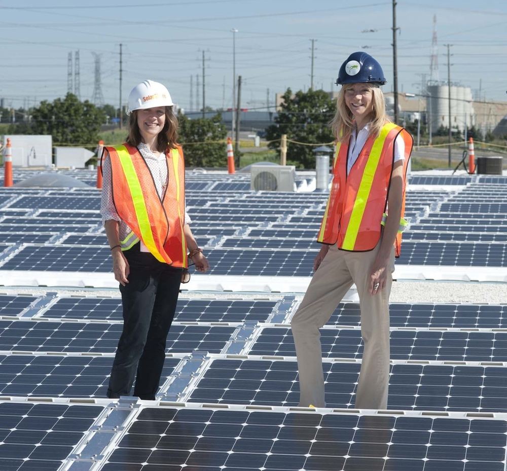 Goodmark Rooftop Solar Project