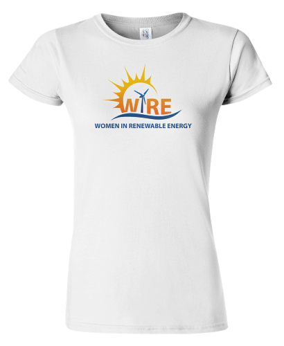 WiRE Women's Tee  $25  available in sizes S - 2XL