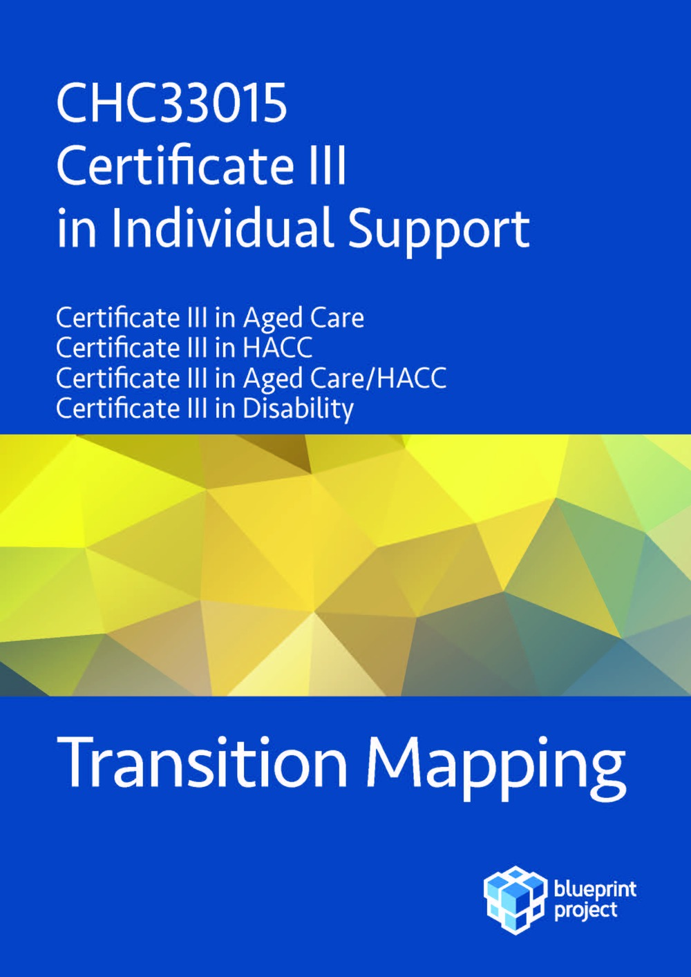 certificate iii in aged care Itfe's certificate iii in individual support and a certificate iv in ageing support are sought-after qualifications in the aged care industry, with career outcomes including personal care attendant, nursing assistant, community support/care officer, and more.