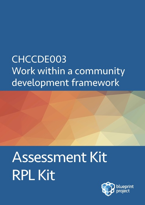 Chccde003 work within a community development framework rpl chccde003 work within a community development framework rplassessment malvernweather Choice Image