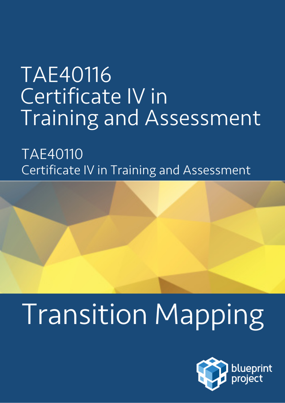 tae design competencies Tae40110 certificate iv training and assessment: learner manual design 2 liv training // livingston institute of vocational training pty ltd head office: level 29, forrest centre, 221 st georges tce, perth wa 6000.
