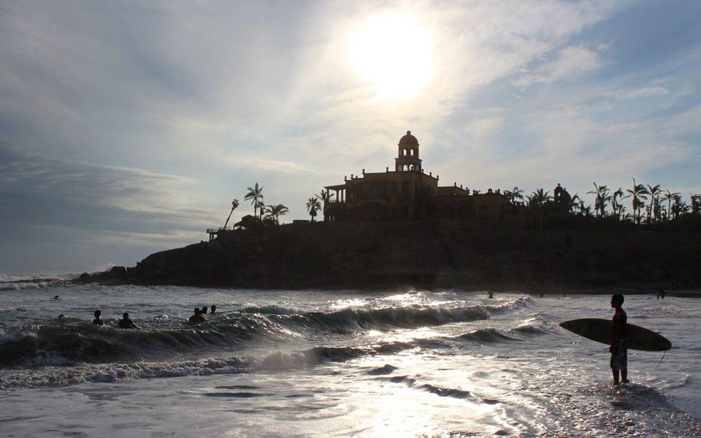 Welcome to Baja California