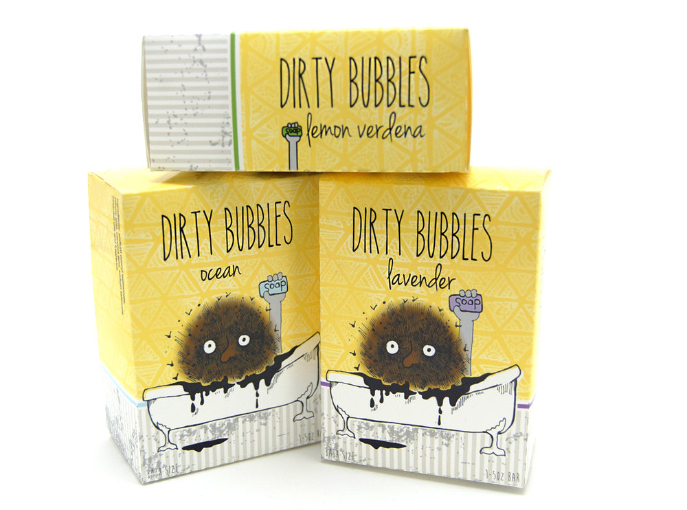 Dirty Bubbles