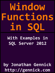 Window Functions in SQL<br>January 2012