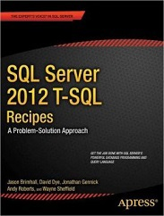 T-SQL Recipes<br>September 2012