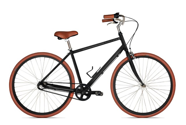 A modern-day three-speed bicycle. (Courtesy Priority Bicycles)