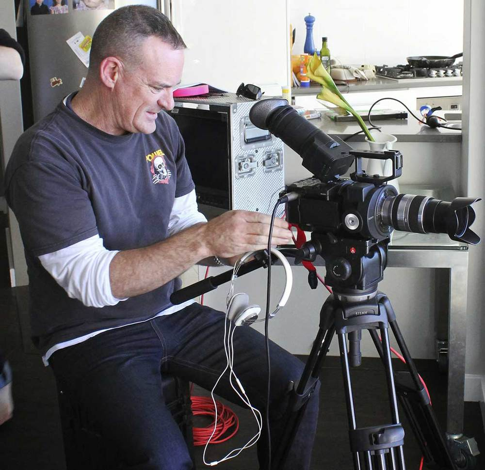 Campbell Drummond, Cinematographer/ Editor