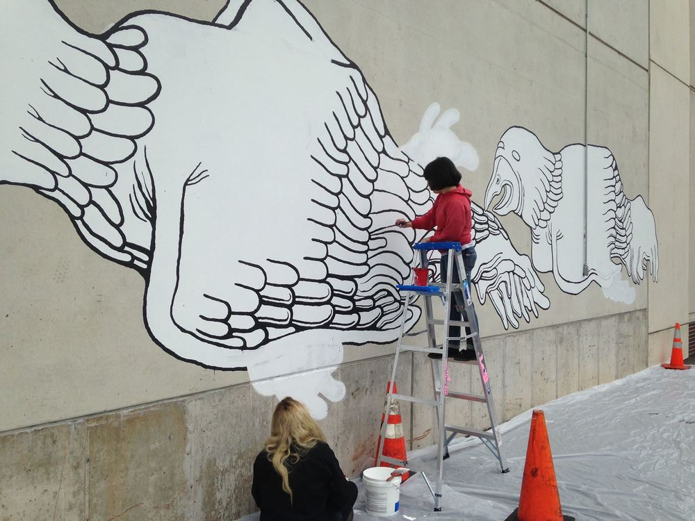 NBMuralCity A commitment to creating public art in unexpected places Learn More →