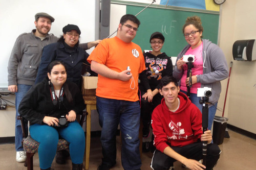 jrfDocumentary teens creating films about life after hurricane Sandy Learn More →