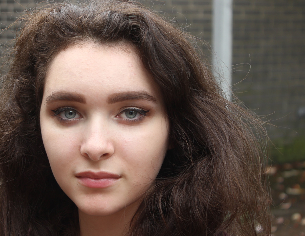 Abigale McNulty, MCVTS Senior and stART Participant