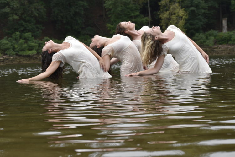Rock Dance Collective, photo by Cleo Mack