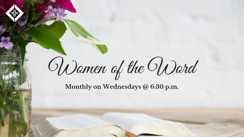 Women of the Word - TCC Ladies are invited to our church's monthly women's discipleship gathering, Women of the Word, for dinner and fellowship centered on the word and prayer.This semester's focus is on contentment. Ladies will participate by bringing a part of the themed meal and will need to purchase a copy of Nancy Wilson's book, Learning Contentment (the readings schedule is listed below).The monthly gatherings are hosted by Ingrid Johnson in Athens.Meeting dates + Readings:January 23 — 6:30 to 8:30 p.m. — discuss Introduction + Chapter 1February 20 — 6:30 to 8:30 p.m. — discuss chapters 2-4March 20 — 6:30 to 8:30 p.m. — discuss chapters 5-7April 17 — 6:30 to 8:30 p.m. — discuss chapters 8-11