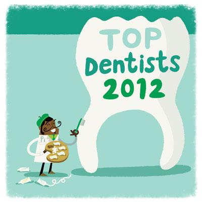 Voted Atlanta's Top Dentist by their patients
