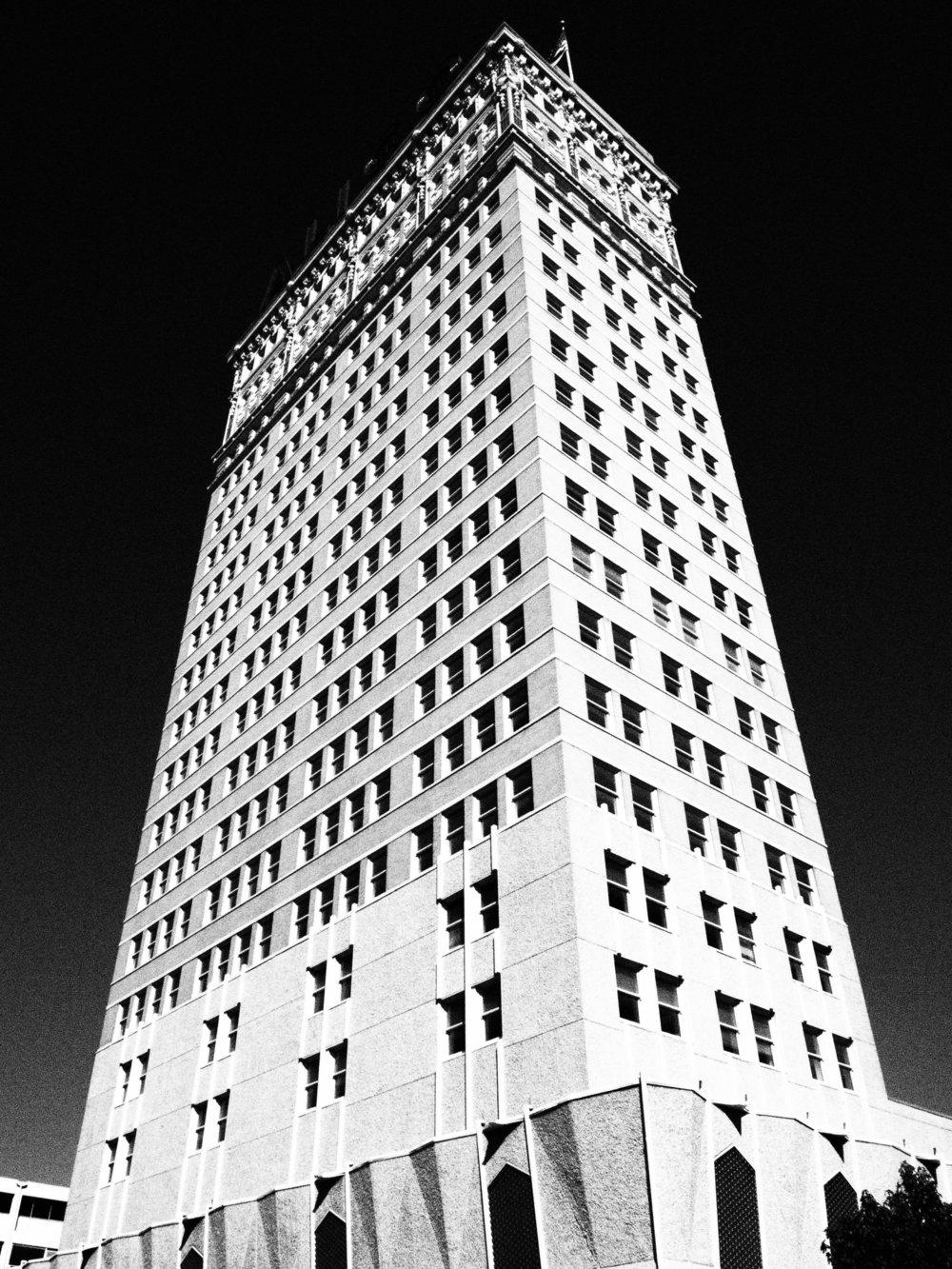 Alico Building, Waco, Texas. ©amgardner 2017.