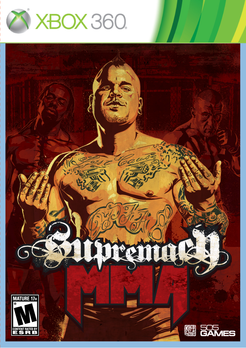 M2 created a unique art style for the title which included designing the box art for the console versions of the game.