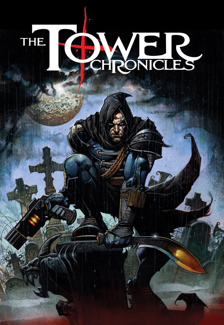 Comic industry legends Matt Wagner and Simon Bisley team up with Legendary Entertainment mastermind, Thomas Tull to launch their expansion into the comics industry.