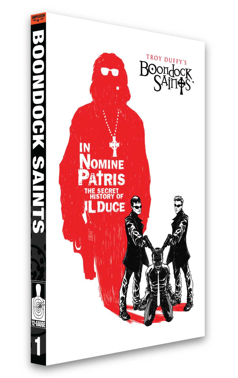 The ultimate companion piece to Boondock Saints II in all it's Hard-Cover Edition glory