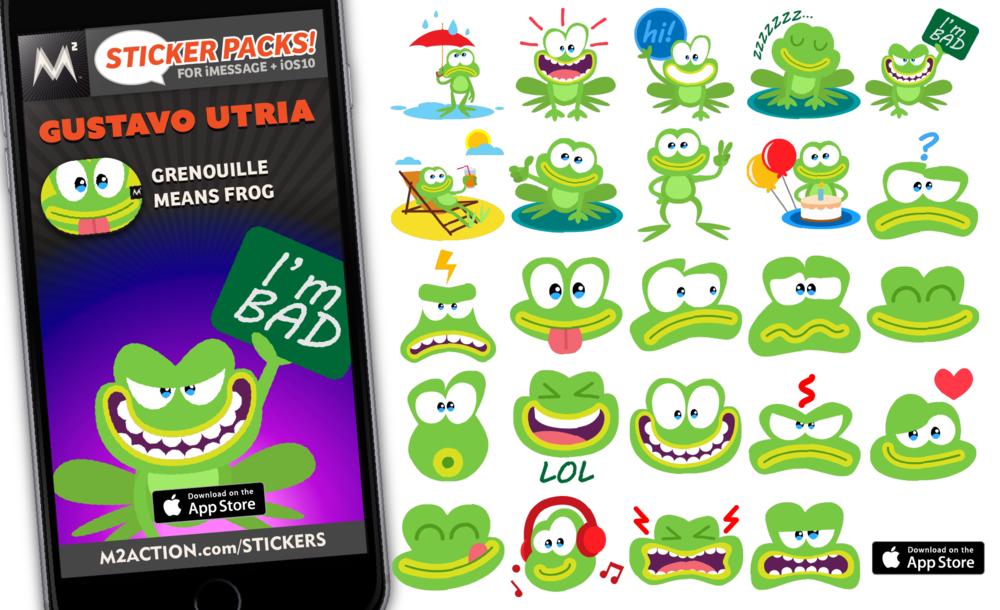 M2_Stickers_Promos_Dec2016_GustavoUtria_GrenouilleMeansFrog.png