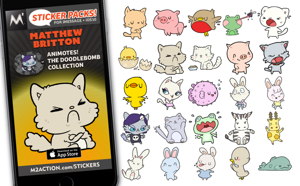 M2_Stickers_Promos_Dec2016_MatthewBritton_DoodleBomb_Animotes.png