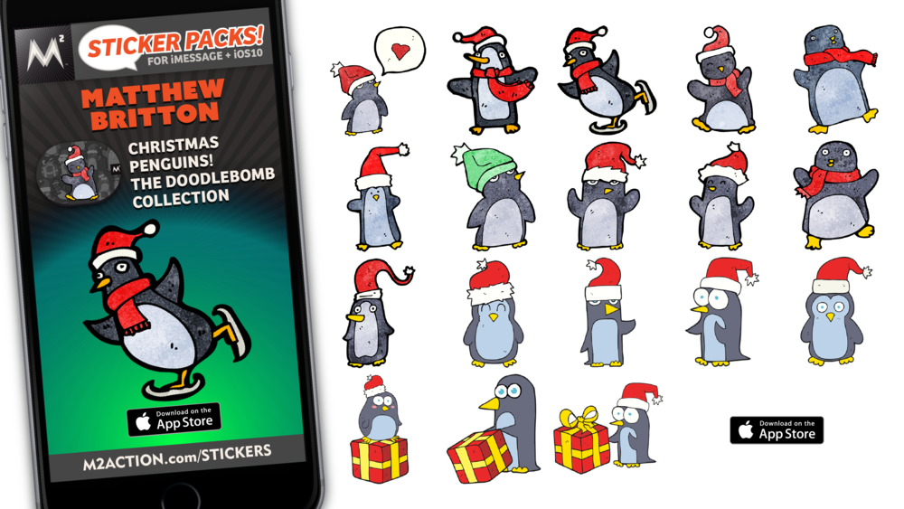 M2_Stickers_Promos_Dec2016_MatthewBritton_DoodleBomb_ChristmasPenguins.png