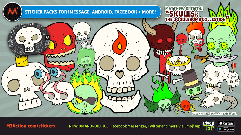 M2_Stickers_Promos_April2017_MatthewBritton_SkullsDoodleBomb.png