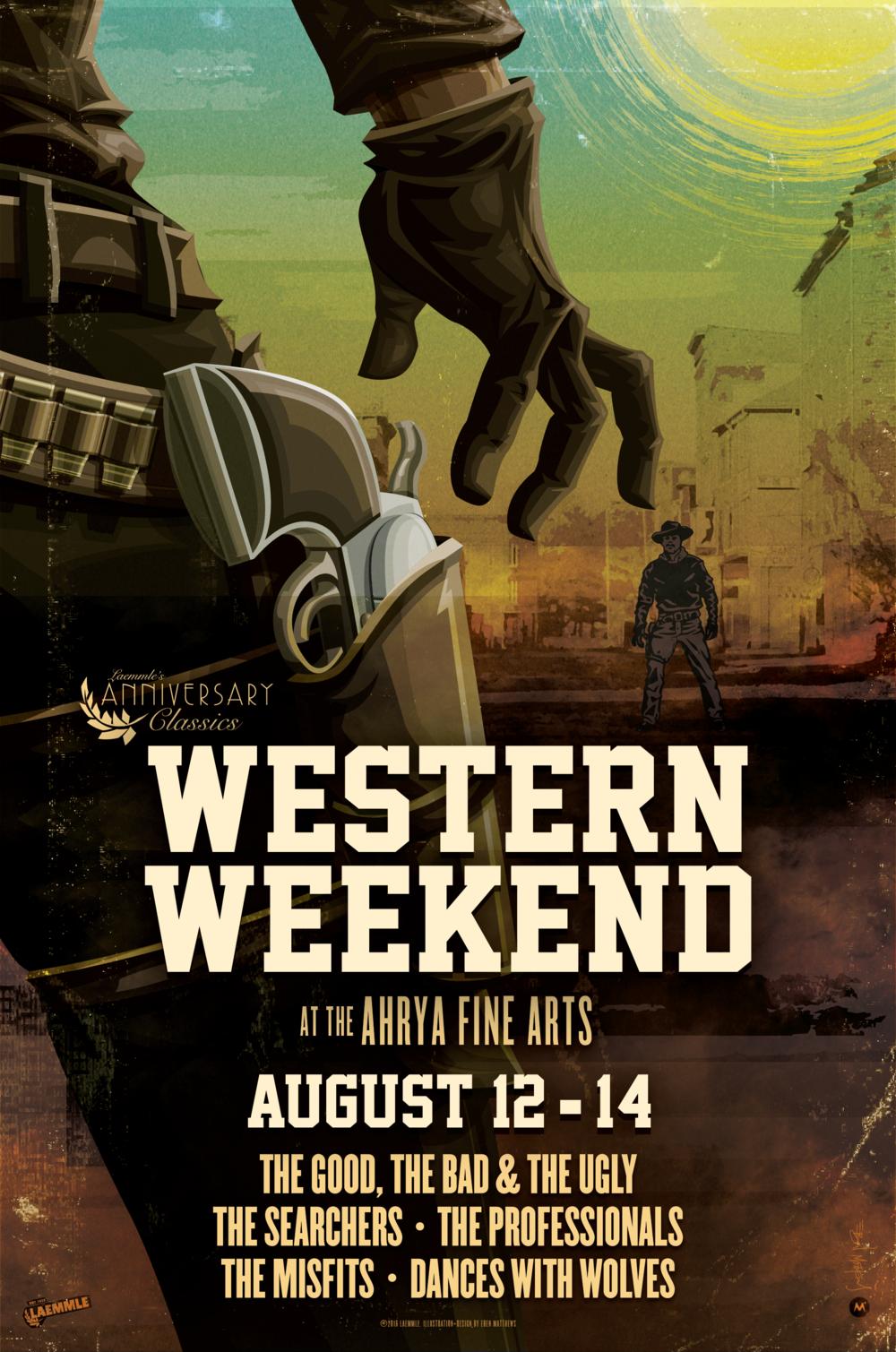 Laemmle_WesternWeekend_Poster.png