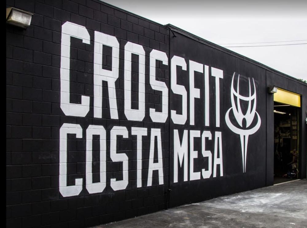Crossfit Costa Mesa
