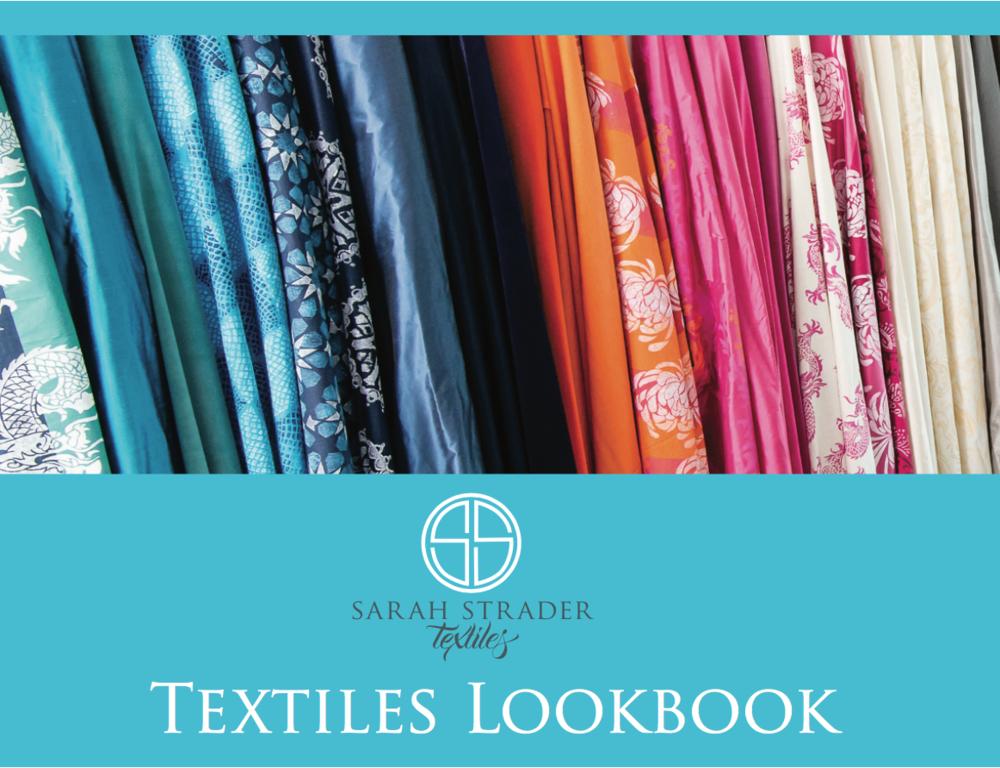 Sarah Strader Textiles Look Book