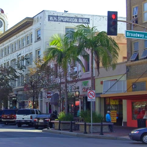 Lives and Works in Downtown - Santa Ana's Artist District