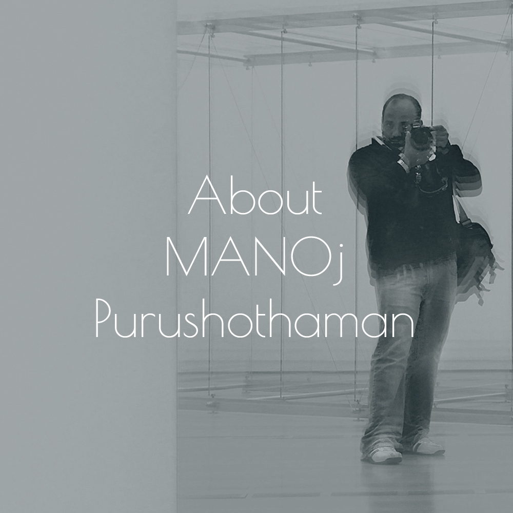 Copy of About MANOj Purushothaman