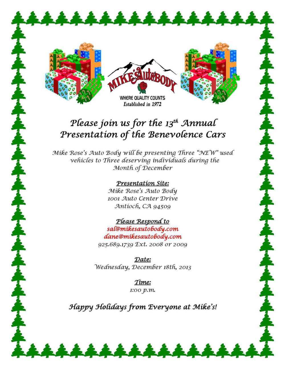 2013-12 Mikes Autobody Benevolence 2013 Invitation.jpg