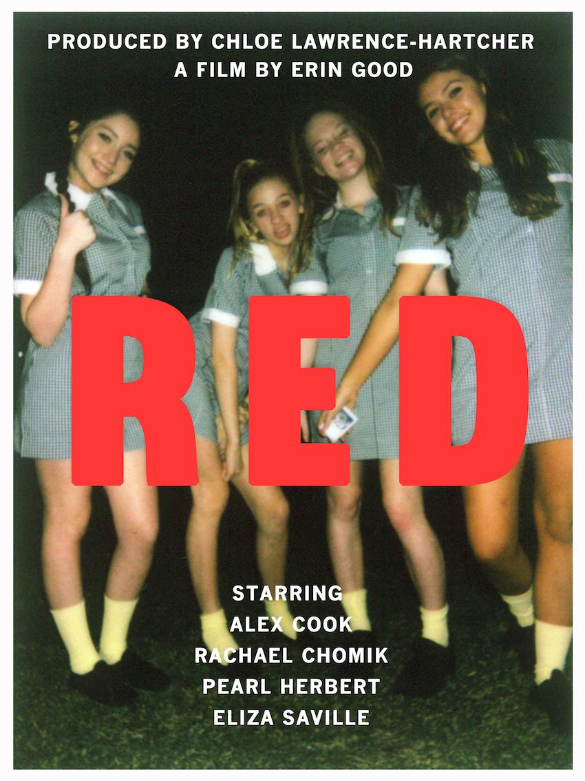Red Short Film Erin Good