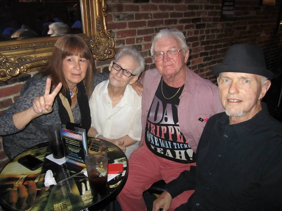 Cherly Jaggers,Lamont Gillispie,Denton Randall, and Byron Davies