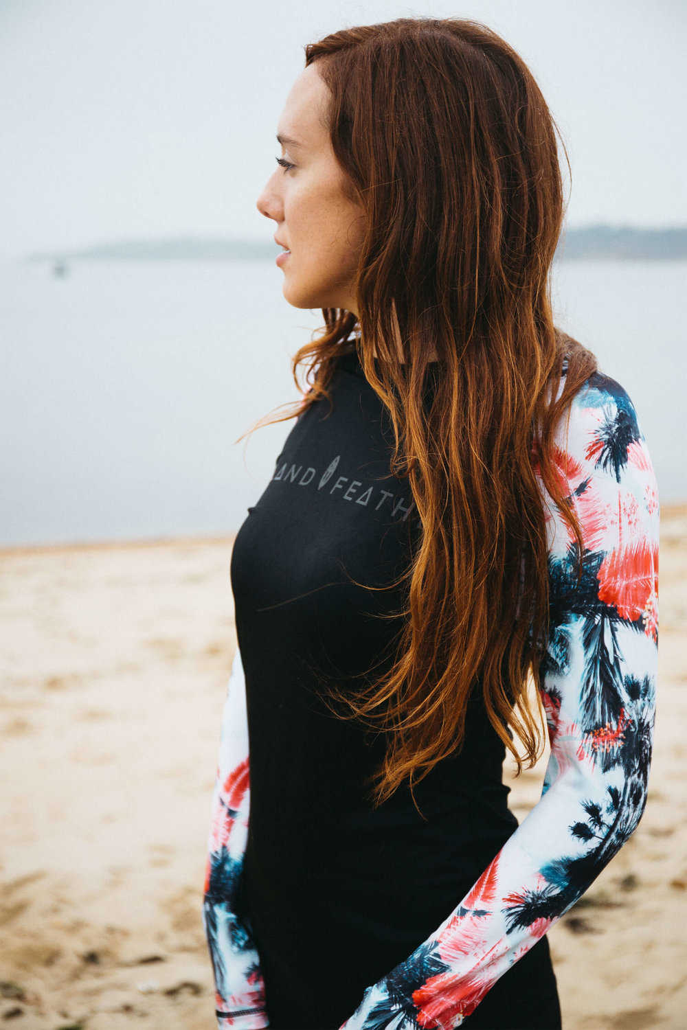 LONG SLEEVE RASH VEST / RUN TOP