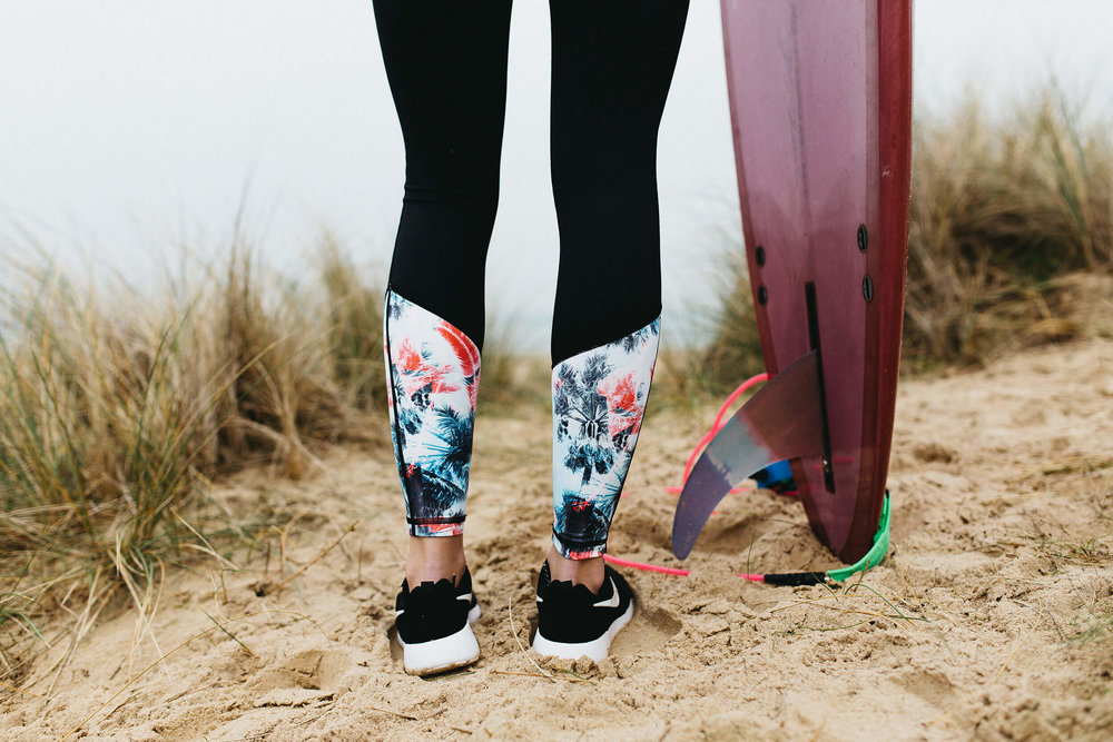 Surf / Yoga Leggings  - £60