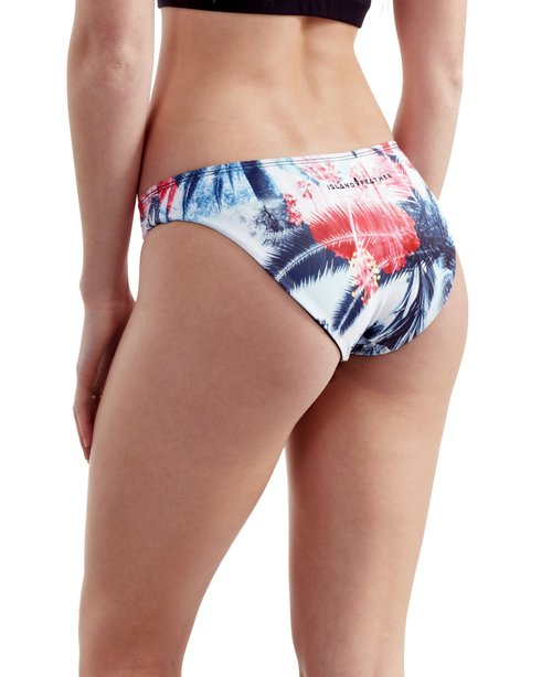 bbe88bb8eb60 Island Feather Bikini Cut Bottoms