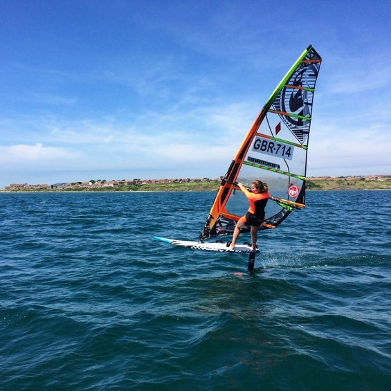 emily hall windsurfer 3