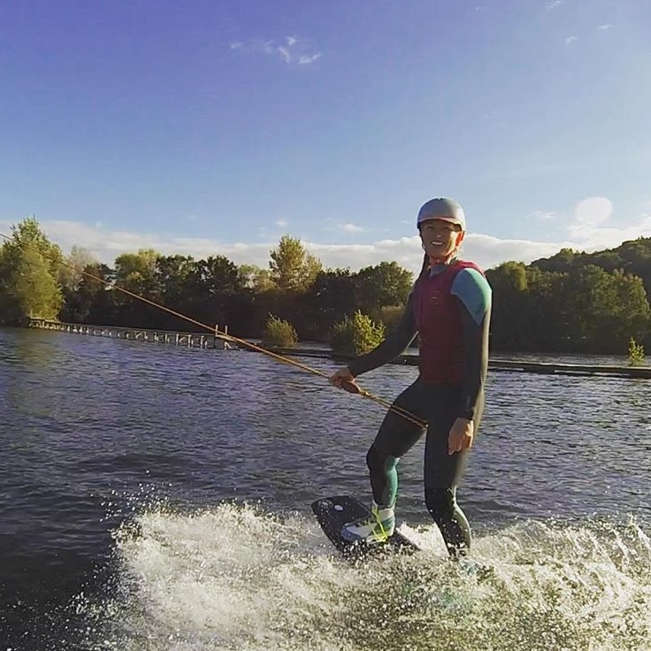 Charlie Hay Wakeboarder