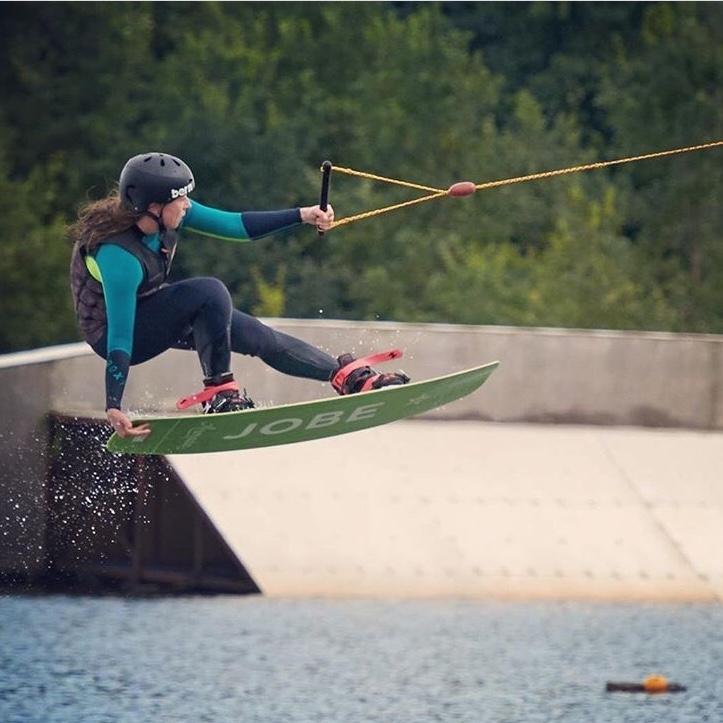 Shonagh Kinnear Wakeboarding