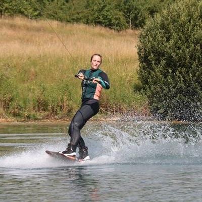 Rebecca Moll Wakeboarding
