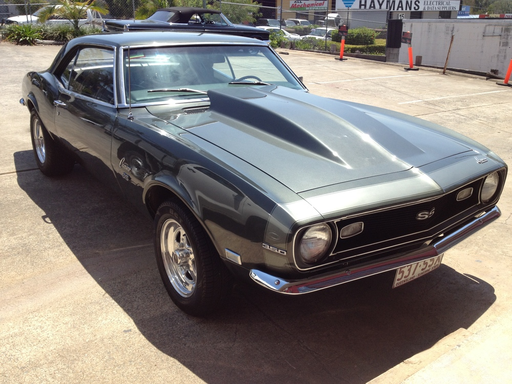 1971 Camaro Restoration Contact Us Autos Post