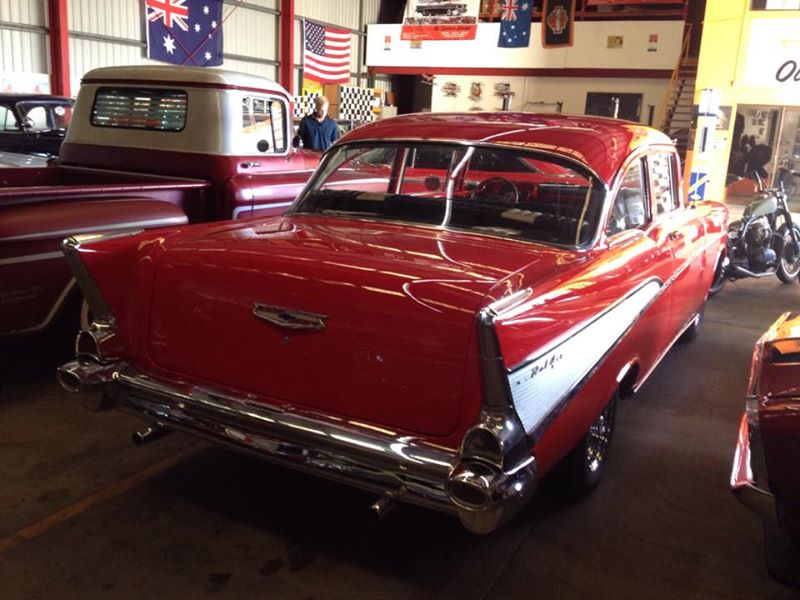 1957 Chevrolet 2 door post for sale - australia - ol school garage (2).jpg