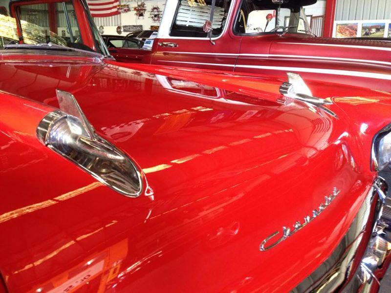 1957 Chevrolet 2 door post for sale - australia - ol school garage (7).jpg