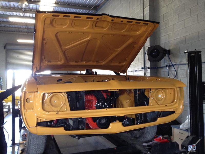 Chrysler valiant charger rt vh gallery
