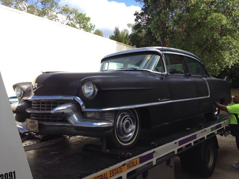1955 Cadilac Fleetwood - For Sale - Ol' School Garage - Brisbane Queensland Australia (2).jpg